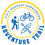 Logo - Hershey Harrisburg Adventure Trail