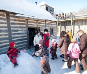 Family Fun at Fort Gibraltar, Festival du Voyageur