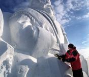 Le Festival du Voyageur Sculpture