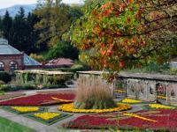 Biltmore Gardens in the Fall