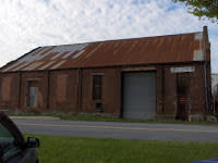 Visitor Center Building Before Opening