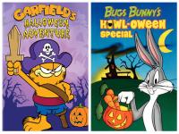 Halloween CCC Garfield and Bugs PAC