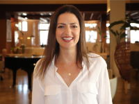 Laura Baker, Director of Sales and Marketing, Pan Pacific Perth