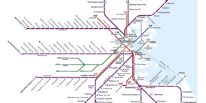 Getting Around Boston | Boston Transportation on boston city road map, new york road map, port of boston map,