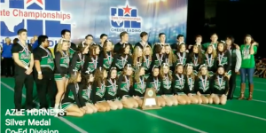 UIL Cheer Team