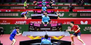 Table Tennis Blog