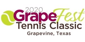2020 GrapeFest Tennis Classic Logo