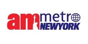 am metro ny logo