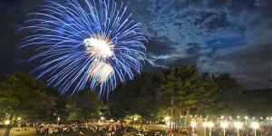 SPAC Fireworks Photo Courtesy of www.saratoga.org Saratoga County Chamber of Commerce