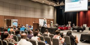 The Family Reunion Workshop being held at City Springs Meeting & Event Space
