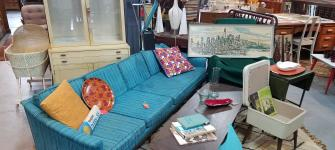 Vintage Items at Rose & Sal Mercantile