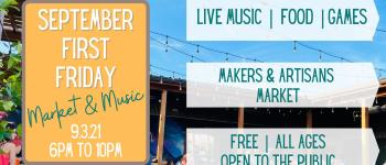 southend First Friday September