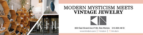 Kin Jewelry advertising Vintage Jewelry