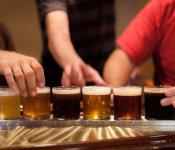 Beer Flight - Ale Asylum