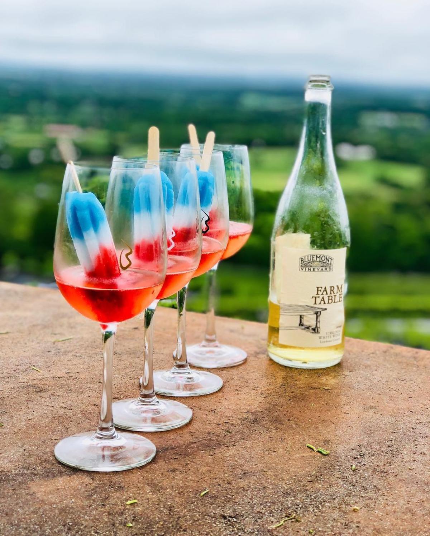 Bluemont Vineyards - Loudoun County, VA