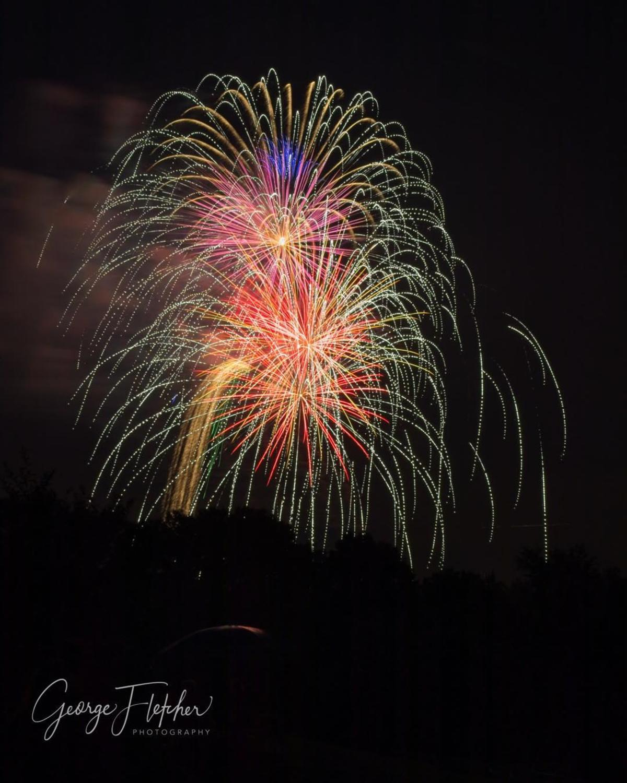 Franklin Park Fireworks