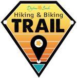 Hiking & Biking Trail logo