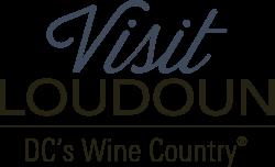 Visit Loudoun Blue Logo