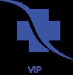 The VIP Clinic Logo