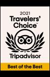 Travelers Choice Best of the Best TripAdvisor logo