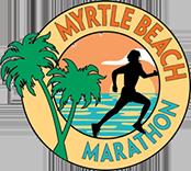 Myrtle Beach Marathon logo - Myrtle Beach, SC