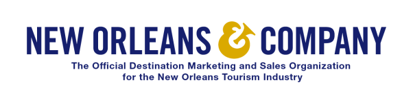 New Orleans & Company Logo Horizontal 2 Color - DMO Sales Tag