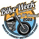 Bike Week logo 2022