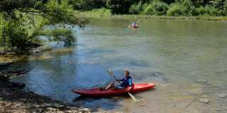 Canoe Kentucky is Open