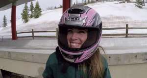 Park City First Timers: Bobsledding