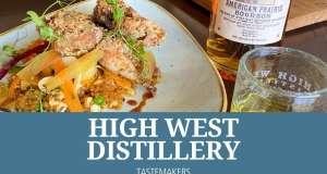 High West Distillery and Saloon: Tastemakers of Park City, Utah