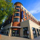 Hampton Inn & Suites in Carrboro.JPG