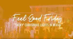"Feel Good Fridays: ""Tacky"" Christmas Lights in Fairfax County"
