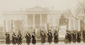 Occoquan Suffragettes -  Workhouse Arts Center