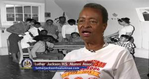 Luther Jackson High School