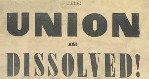 Fairfax Secedes from the Union