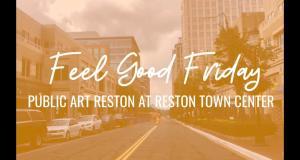 Feel Good Fridays: Explore Reston's Public Art