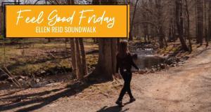 Feel Good Fridays: Ellen Reid SOUNDWALK