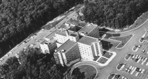 The History of Fairfax Hospital