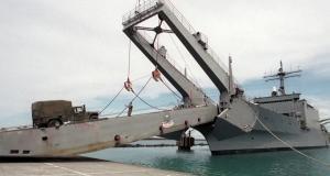 The USS Fairfax County