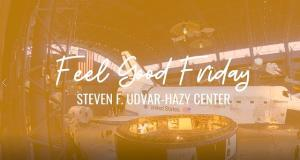 Feel Good Fridays: Smithsonian National Air and Space Museum Udvar-Hazy Center