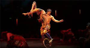 Cirque du Soleil presents VOLTA