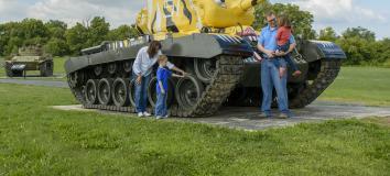 U.S. Army Heritage Trail