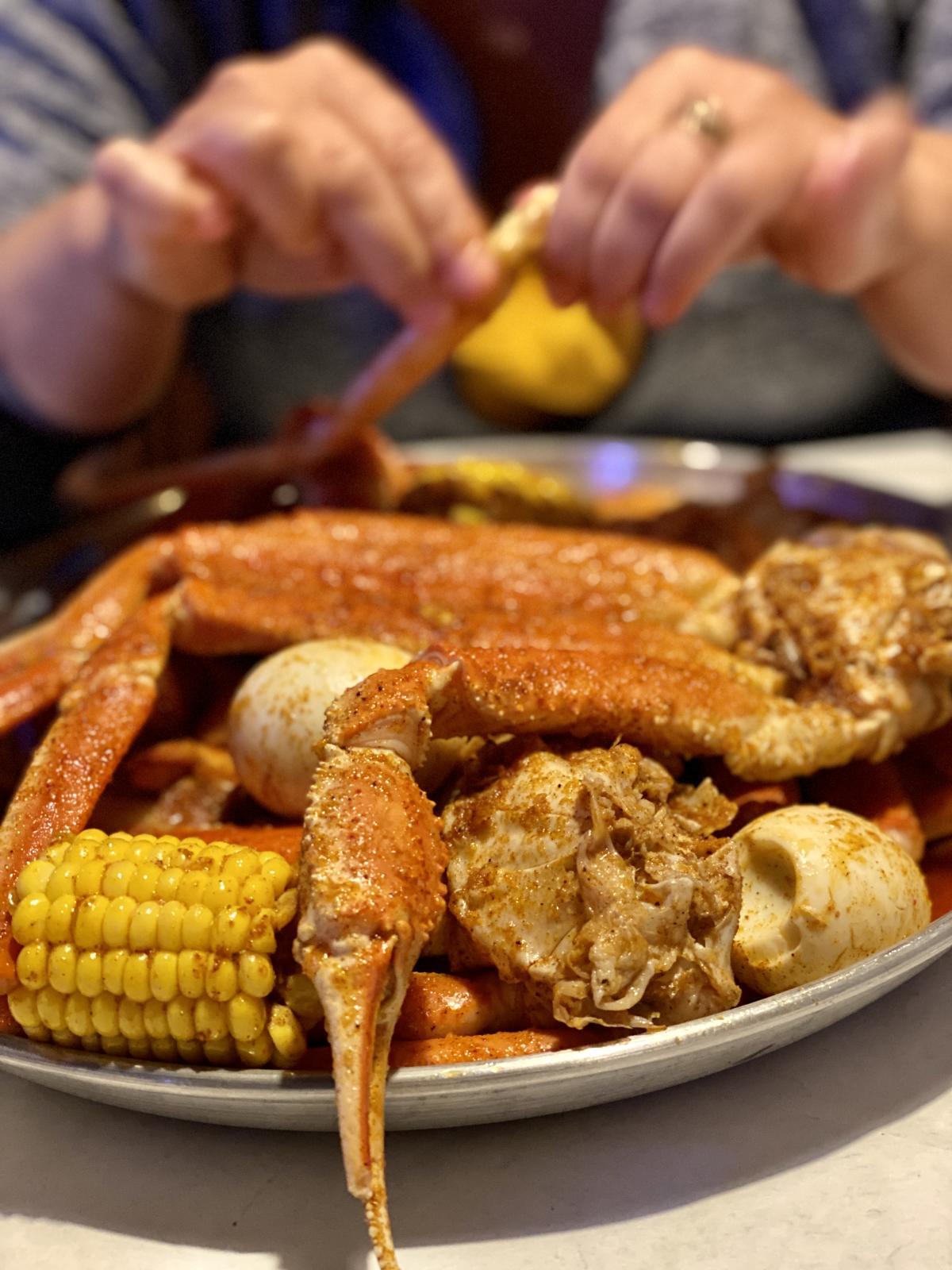 rockin crab