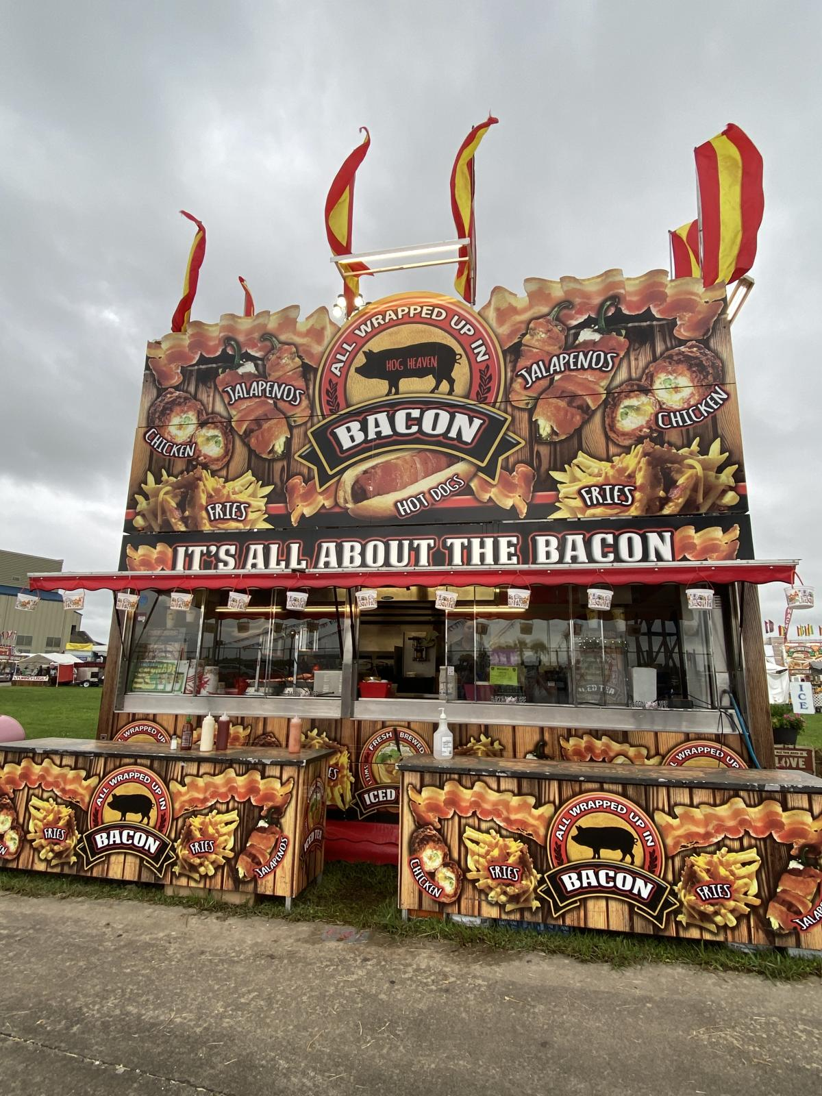 Bacon setx fair