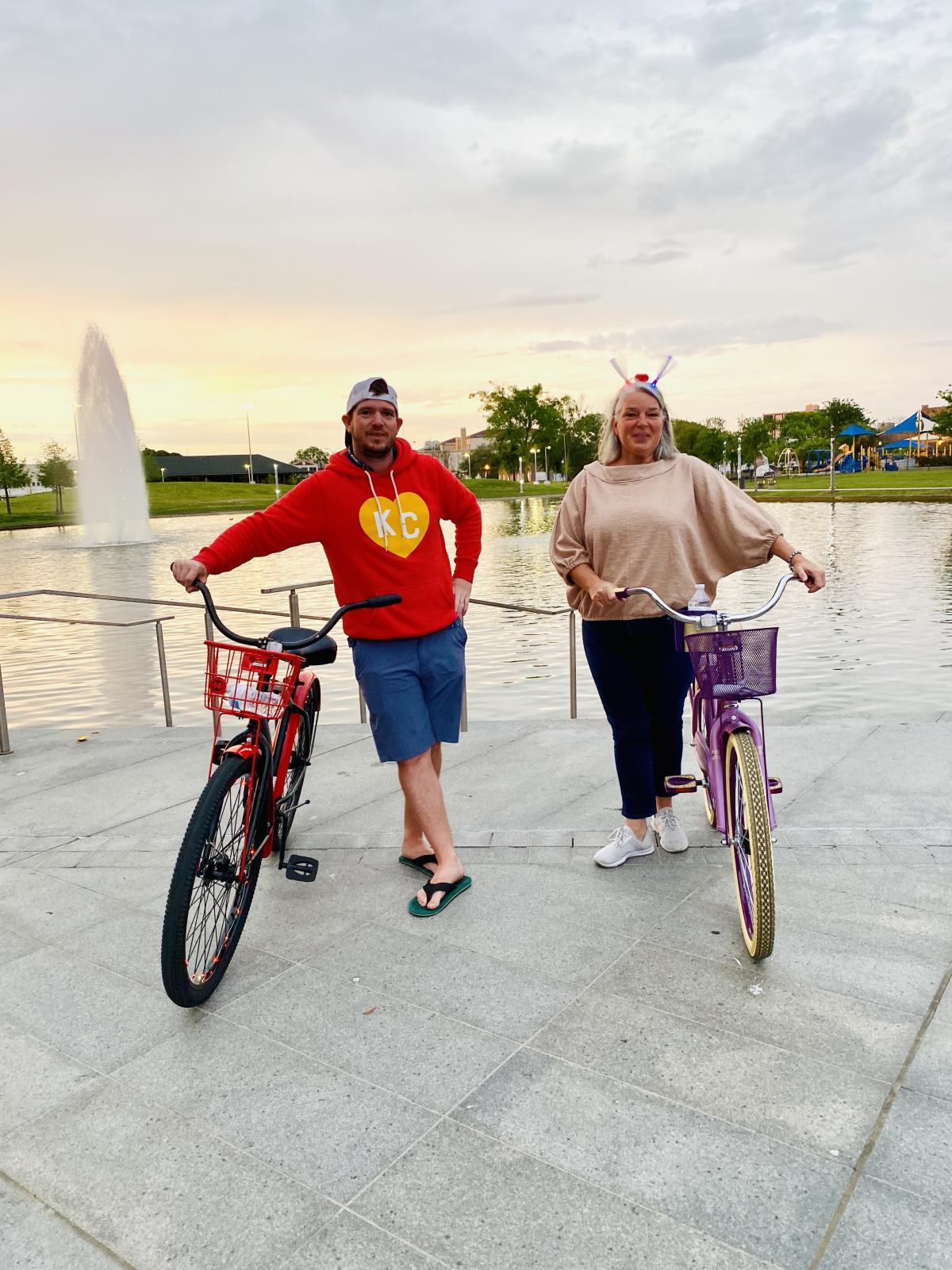bike spindletop cruisers