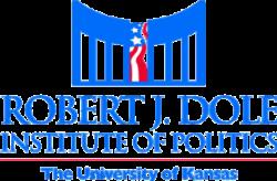 Robert J. Dole Institute of Politics logo
