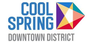Cool Spring Downtown District
