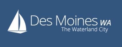 City of Des Moines Washington logo
