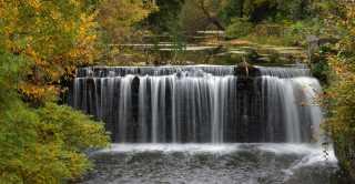 Cayuga County Waterfalls - Sterling NY