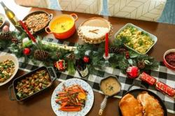 Christmas Dinner To Go from Fairmont Austin Texas